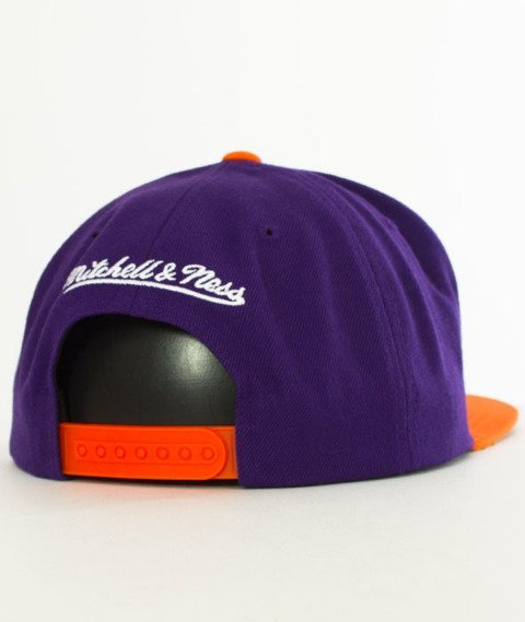 Mitchell & Ness-Phoenix Suns XL Logo Two Tone NJ16Z