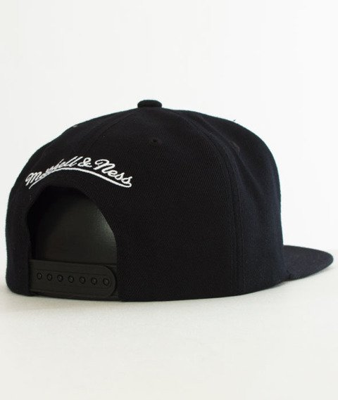 Mitchell & Ness-Silicon Grass BH72HT Brooklyn Nets Snapback
