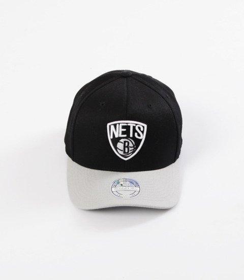 Mitchell & Ness- Wool Solid Snapback - NBA - Brooklyn Nets