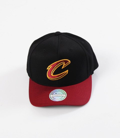 Mitchell & Ness- Wool Solid Snapback - NBA - Cleveland Cavaliers