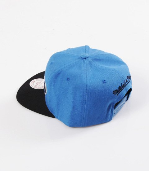 Mitchell & Ness- Wool Solid Snapback - NBA - Orlando Magic