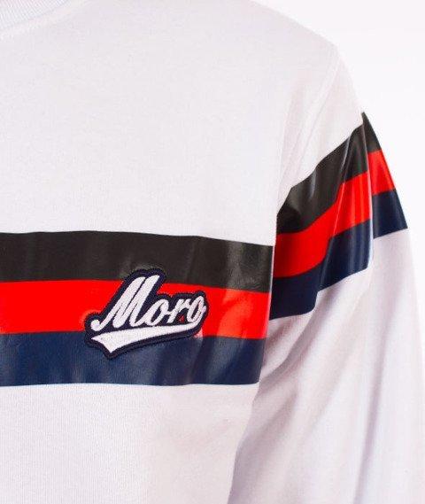 Moro Sport-Baseball Line Bluza Biała