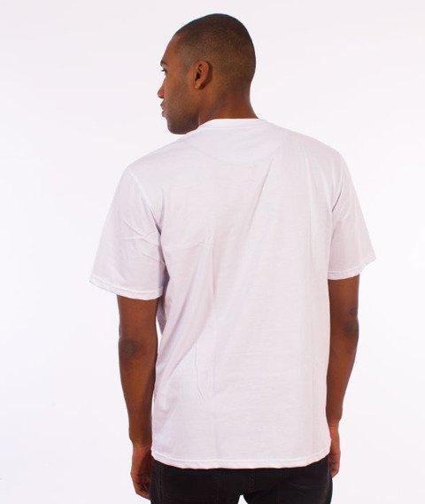 Moro Sport-Baseball Shadow T-Shirt Biały