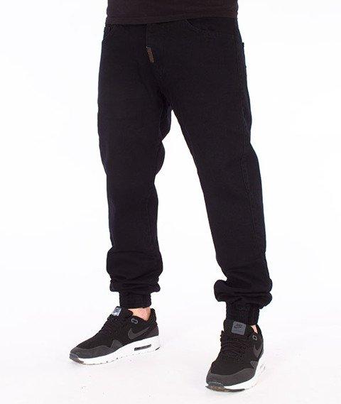Moro Sport-M-Baseball Jogger Regular Spodnie Czarne