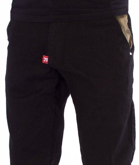 Moro Sport-Red Line Jogger Spodnie Czarne