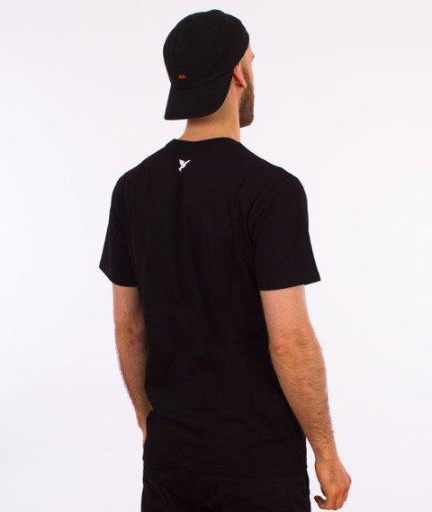 Nervous-Ad F17 T-shirt Czarny