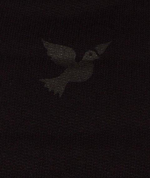 Nervous-Brand Box Hood F17 Bluza z Kapturem Czarna