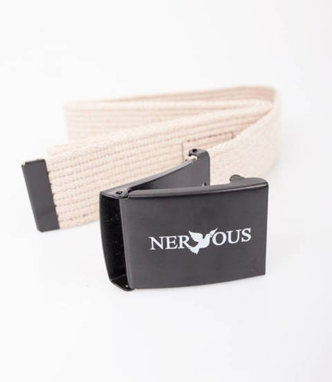 Nervous CLASSIC Pasek Beżowy