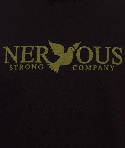 Nervous-Classic Bluza Czarna/Oliwkowa