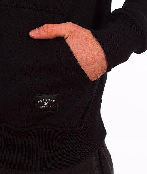 Nervous-Classic FA18 Hood Bluza Kaptur Black
