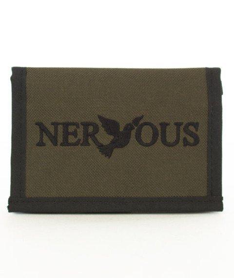 Nervous-Classic FA18 Portfel Olive
