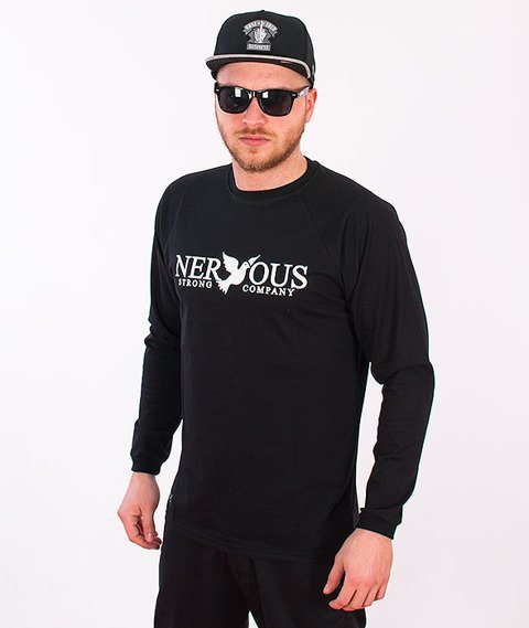 Nervous-Classic Longsleeve Black