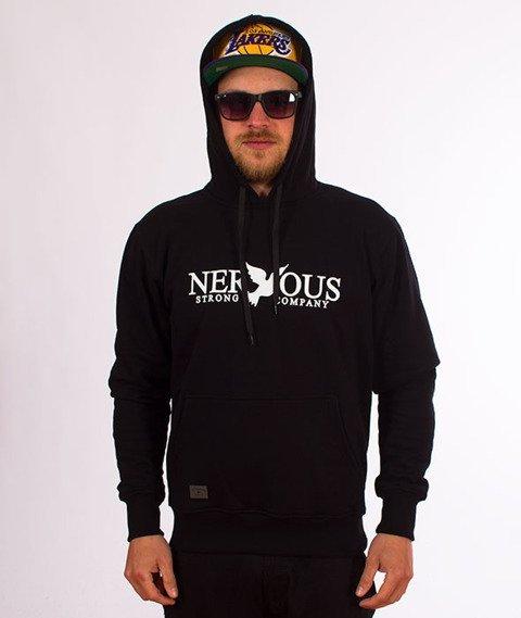 Nervous-Classic Sp18 Bluza z Kapturem Black