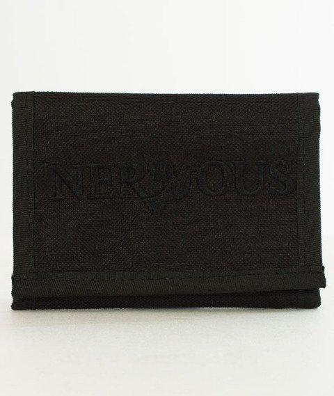 Nervous-Classic Sp18 Portfel Black