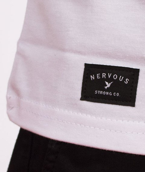 Nervous-Classic Sp18 T-shirt White