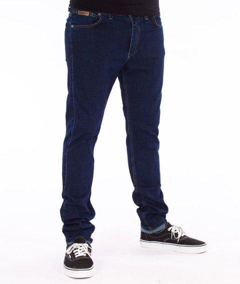 Nervous-Classic Spodnie Jeansowe Indygo