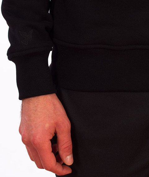 Nervous-Crewneck Fa18 Classic Bluza Black