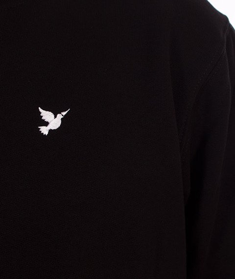 Nervous-Crewneck Sp18 Icon Bluza Black