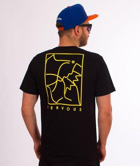Nervous-Deconstruck Sp18 T-shirt Black