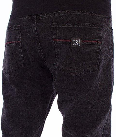 Nervous-F17 Classic Spodnie Jeansowe Graphite