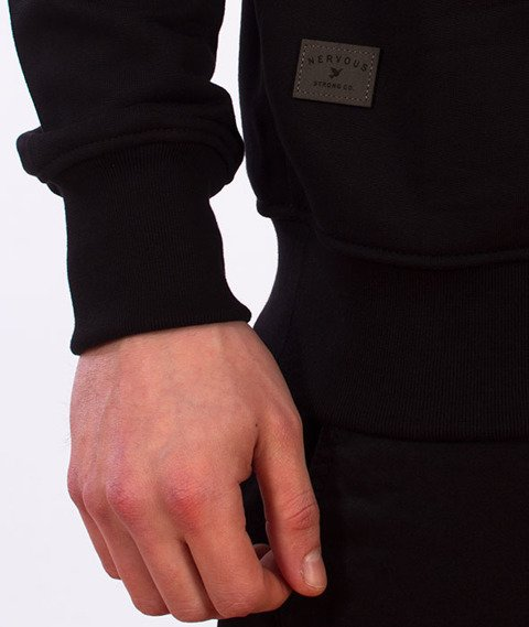 Nervous-Gothic Bluza Czarna