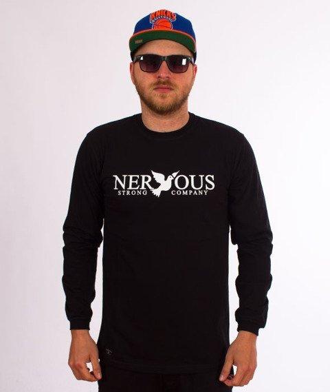 Nervous-Longsleeve Classic Black