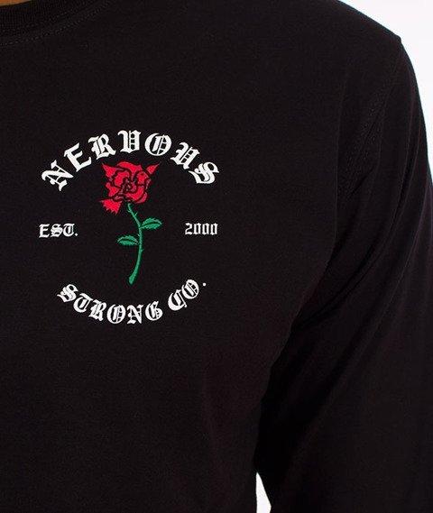 Nervous-Longsleeve F17 Rose Czarny