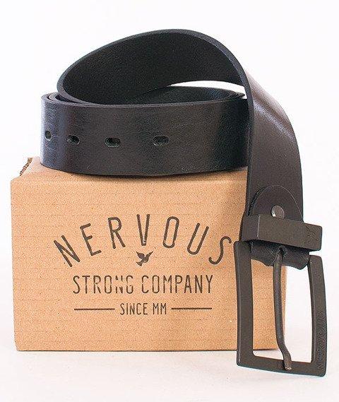 Nervous-Lth Classic Fa15 Pasek Czarny/Czarny