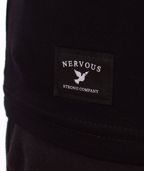 Nervous-Map T-shirt Black