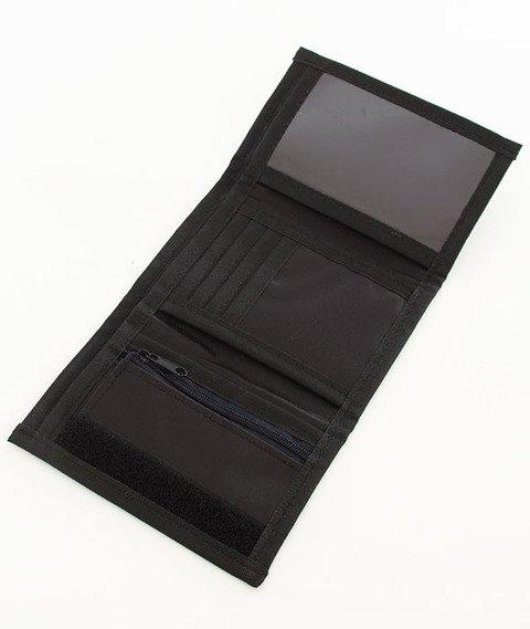 Nervous-Patch FA18 Portfel Black