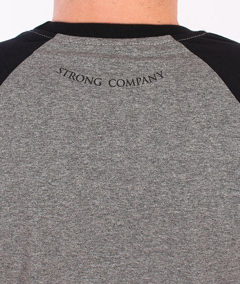Nervous-Round Longsleeve Grey/Black