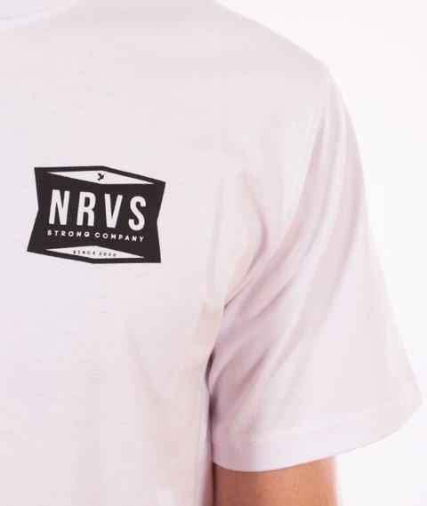 Nervous-Shop F17 T-shirt Biały