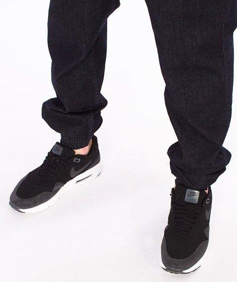 Nervous-Spodnie Sp17 Jogger Jeans Indigo