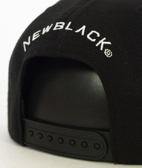 New Black-Athelete Snapback Black