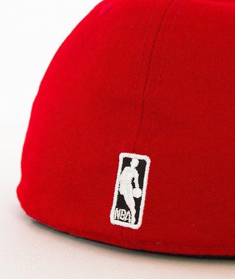 New Era-NBA Basic Chicago Bulls Cap Red
