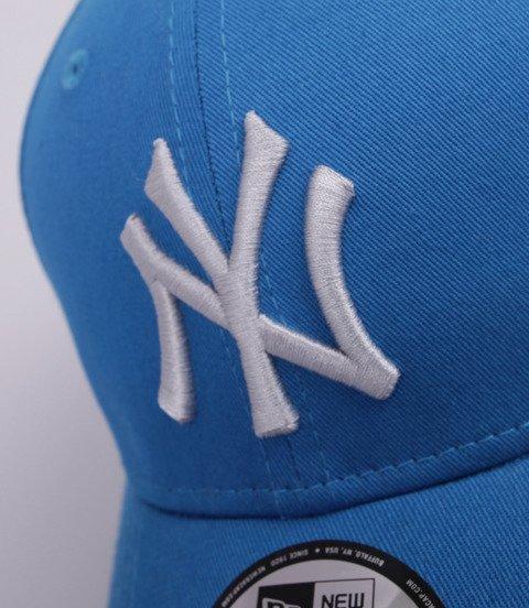 New Era NEW YORK YANKEES 9Forty Czapka z Daszkiem Błękitny