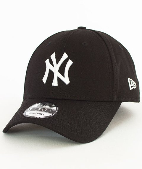 New Era-New York Yankees 940 League Czapka z Daszkiem Czarna