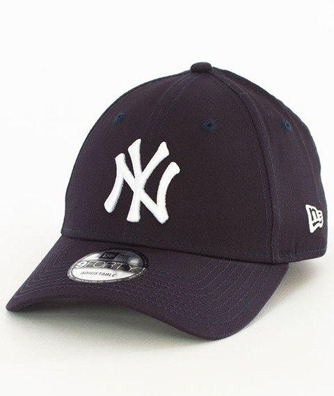 New Era-New York Yankees 940 League Czapka z Daszkiem Granatowa