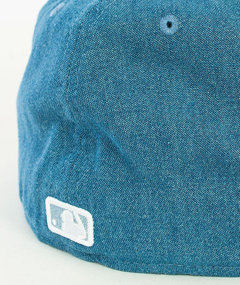 New Era-Palm New York Yankees Denim