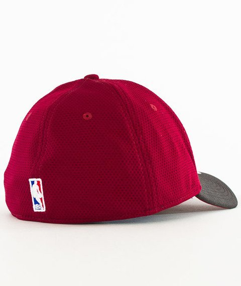 New Era-Shadow Tech Cleveland Cavaliers Cap Red
