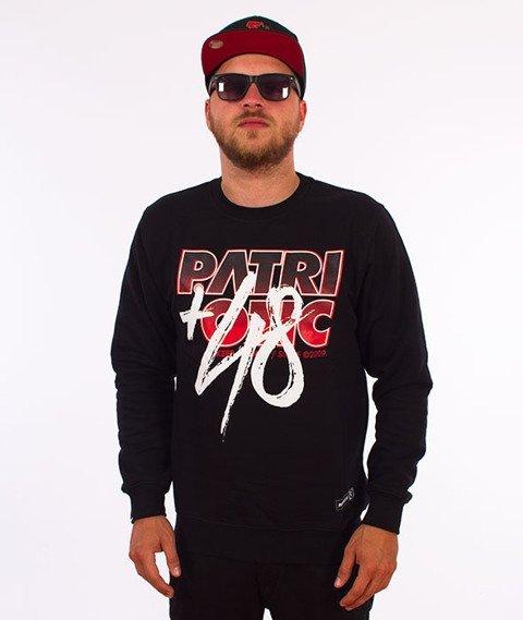 Patriotic-48 Bluza Czarna