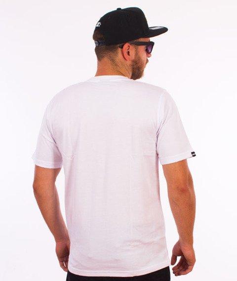 Patriotic-Areola T-shirt Biały