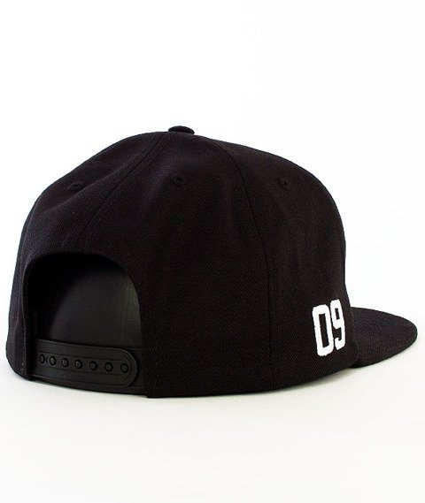 Patriotic-Athletic Snapback Czarny