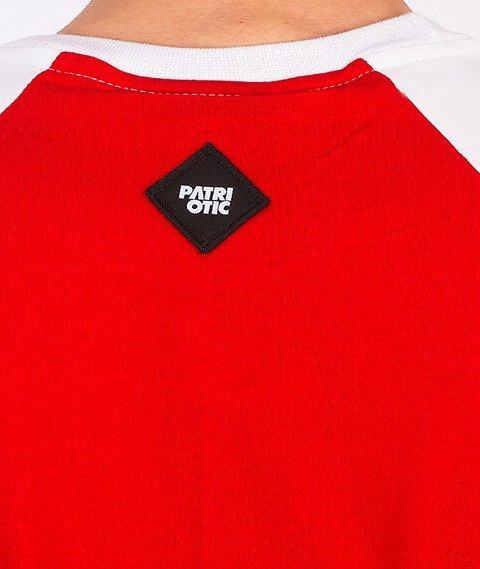 Patriotic-Base T-Shirt Czerwony/Biały