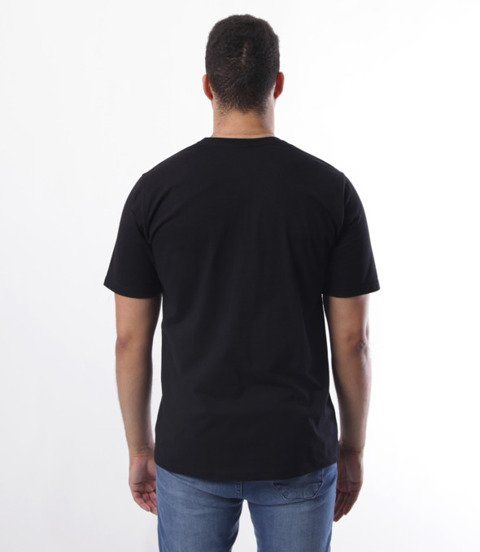 Patriotic-Big Laur T-shirt Czarny