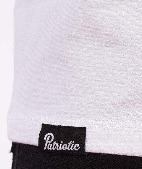 Patriotic-CLS Fonts ss17 T-shirt Biały