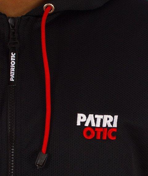 Patriotic-CLS Fw16 Bluza Kaptur Rozpinana Czarna