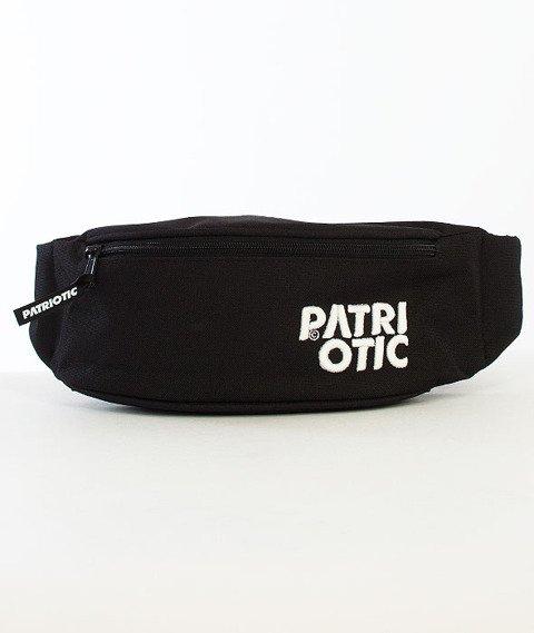 Patriotic-CLS Haft Nerka Czarna/Biała