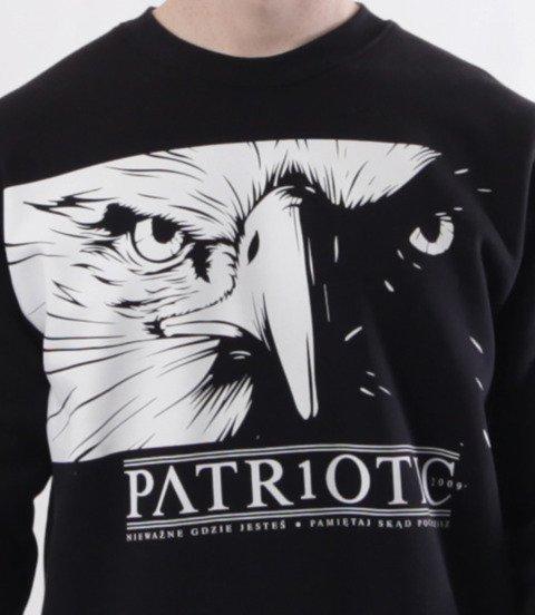 Patriotic-Eagle Eye Bluza Klasyczna