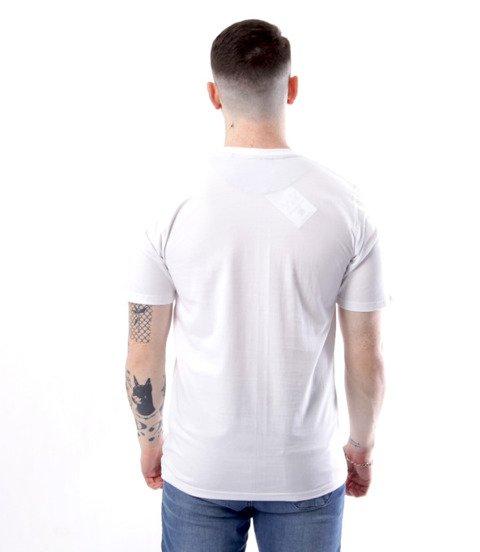 Patriotic-Futura P Shade T-shirt Biały